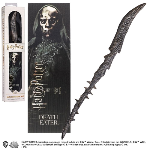 Harry Potter - Death Eater - Tryllestav 30 cm